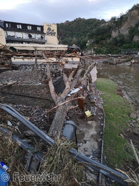 Katastrophenschutz Einsatz